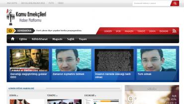 Kamu Emekçileri Haber Sitesi